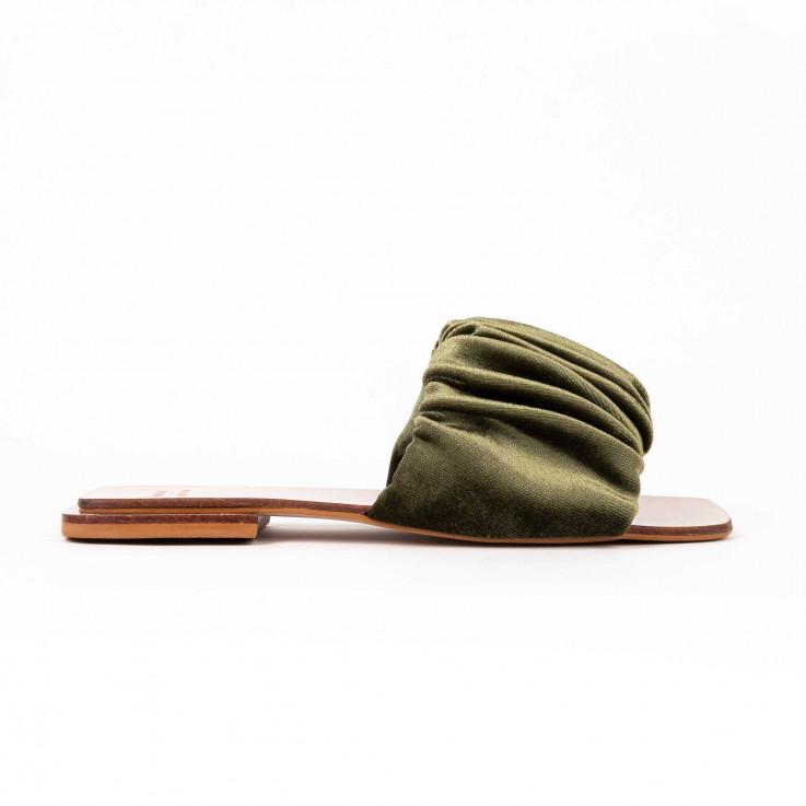 Flat Jade Verde-Militar