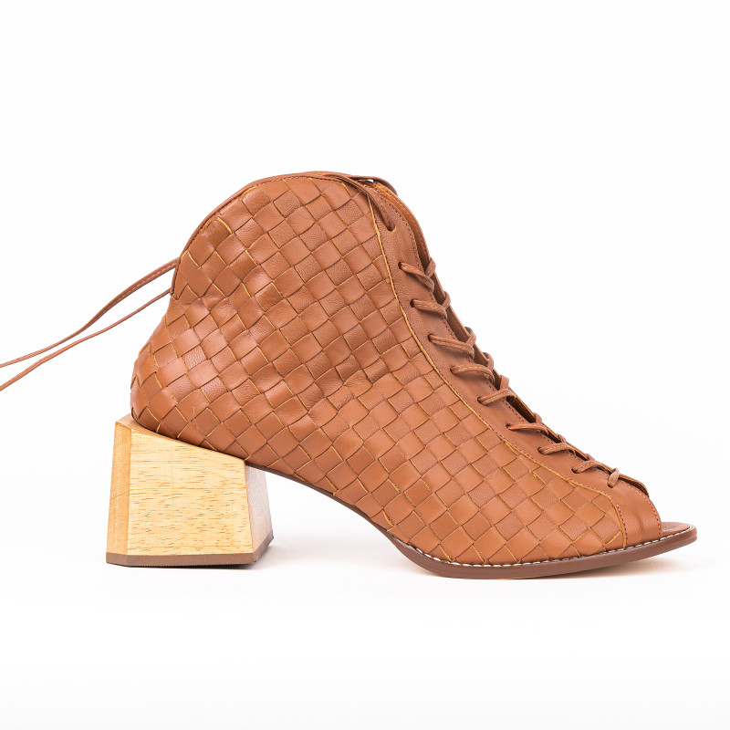 Unckle Boot Dama Caramelo