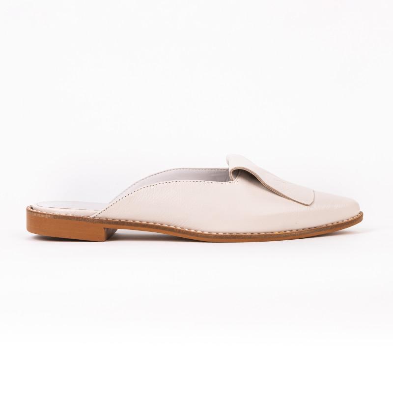 Mule Abano Off-White